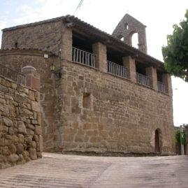 Claret: Esglèsia de Santa Maria